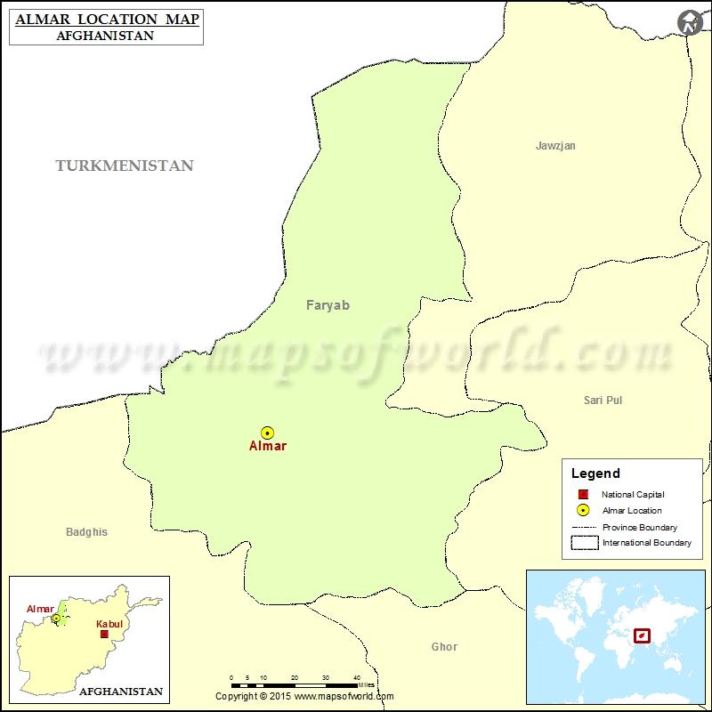 Where is Almar