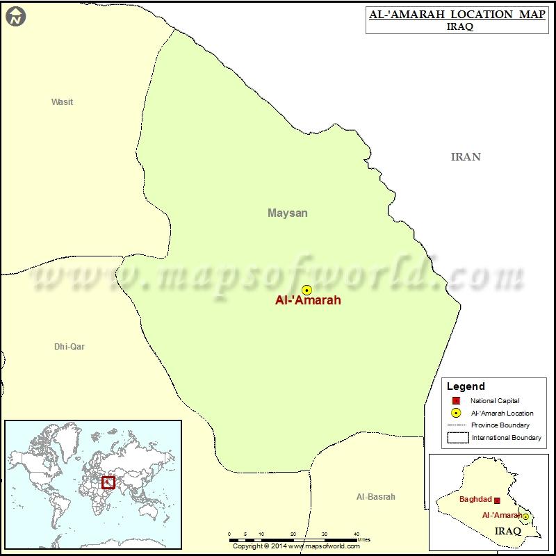 Where is Amarah