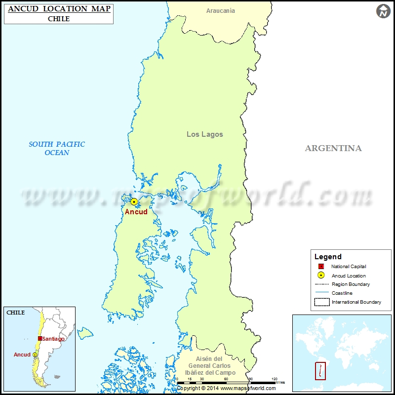Where is Ancud
