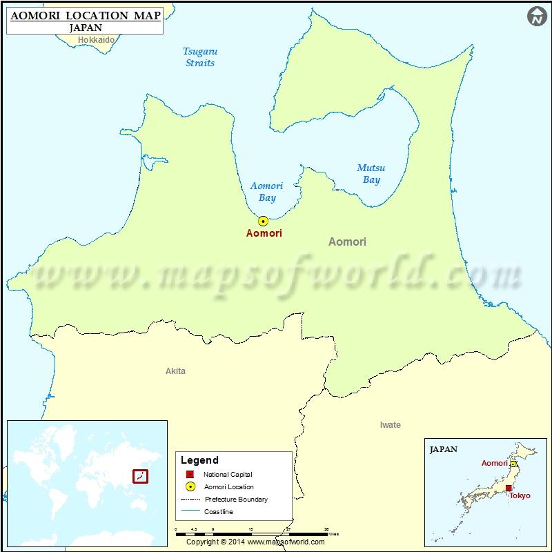 Where is Aomori