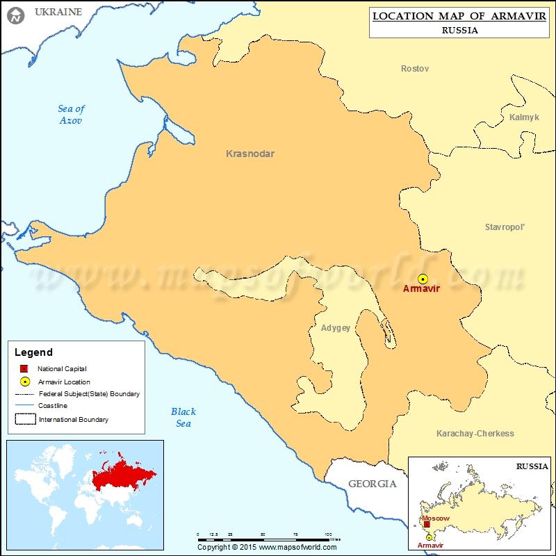 Where is Armavir