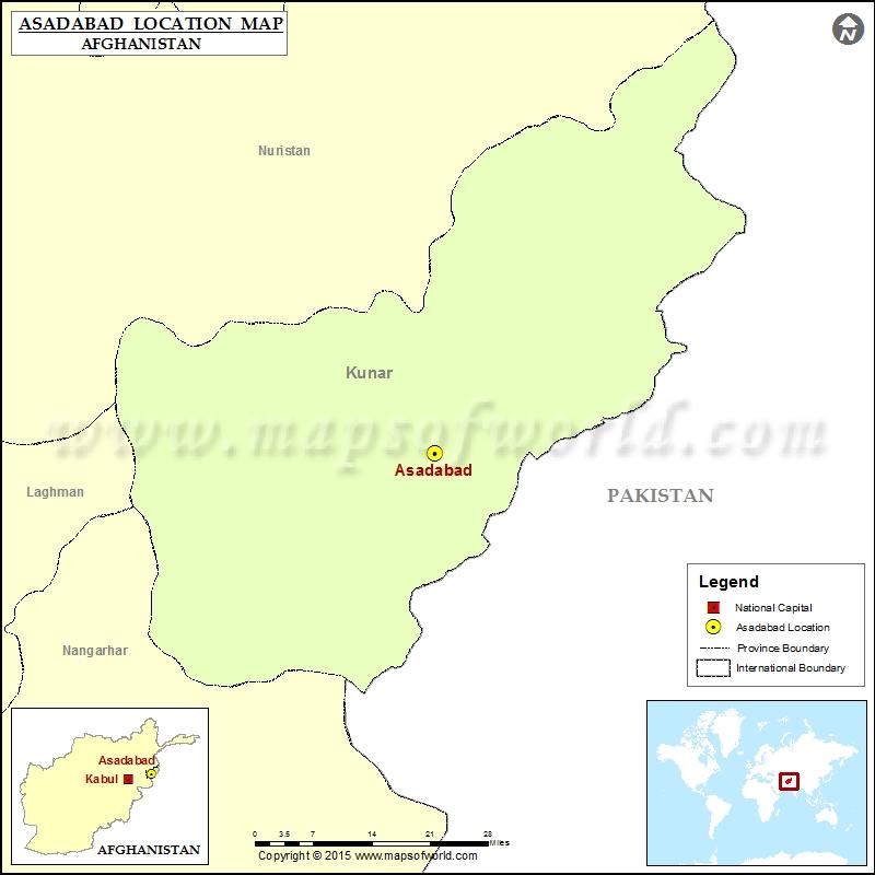 Where is Asadabad