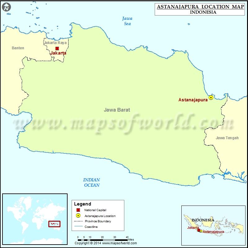 Where is Astanajapura