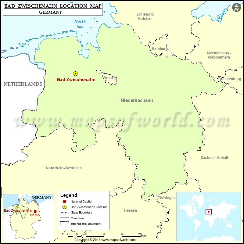 Where is Bad Zwischenahn