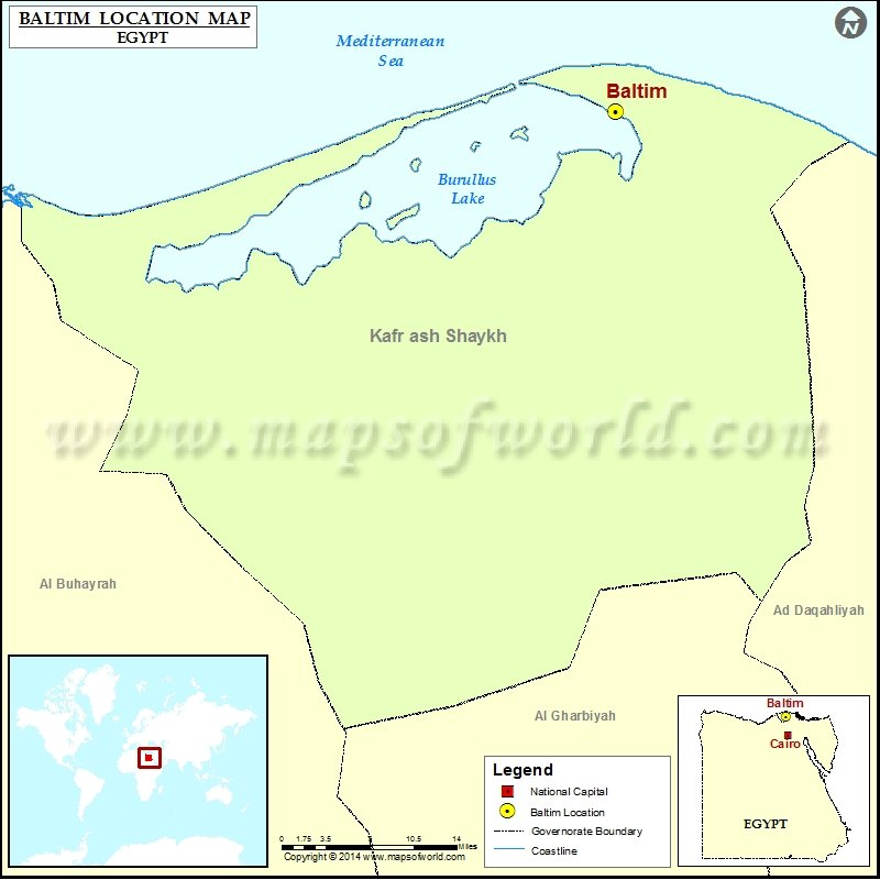Where Is Baltim Location Of Baltim In Egypt Map - Map of zagazig egypt