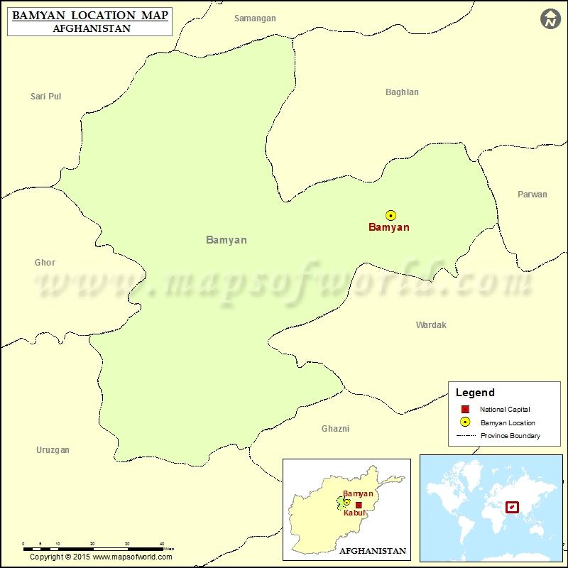 Where is Bamyan