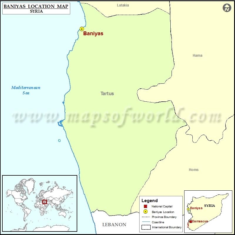 Where is Baniyas