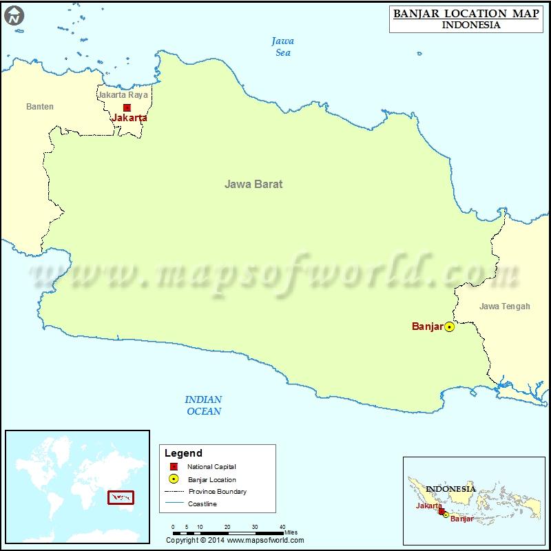 Where is Banjar