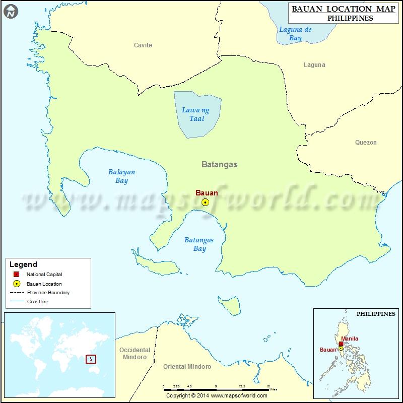 Where is Bauan