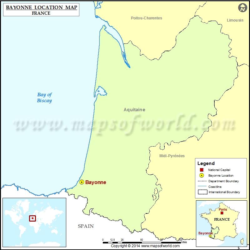Where is Bayonne