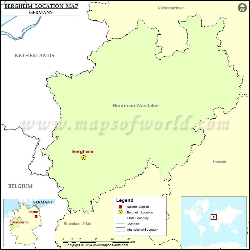 Where is Bergheim