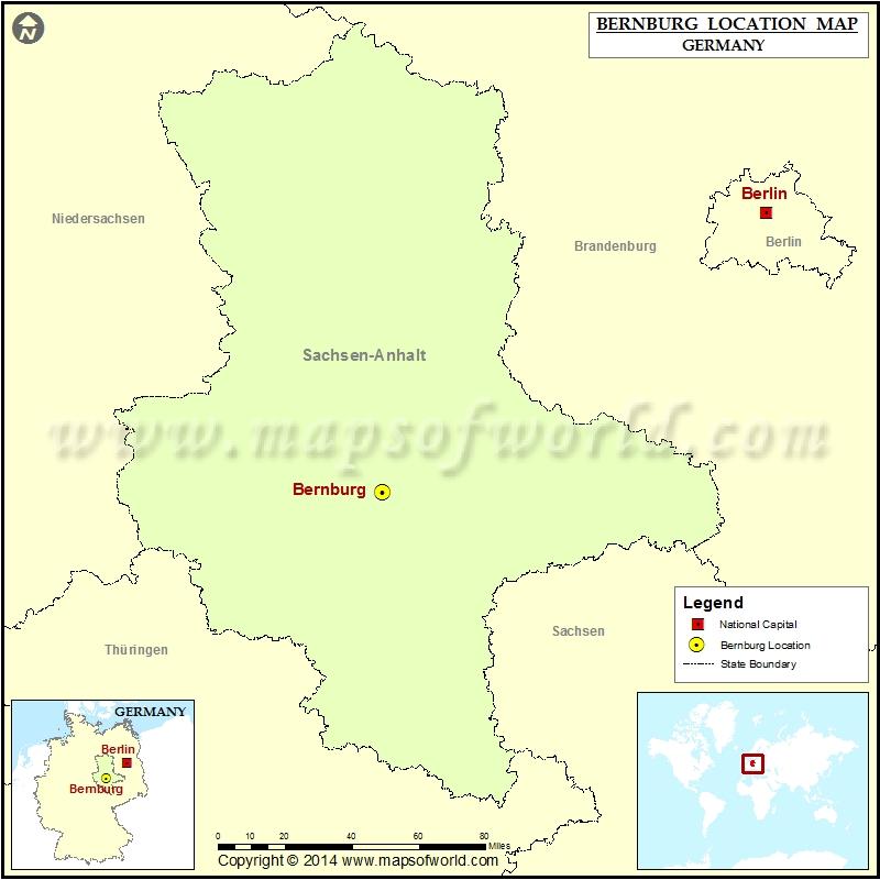 Where is Bernburg