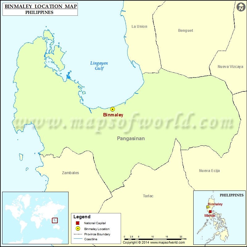 Where is Binmaley