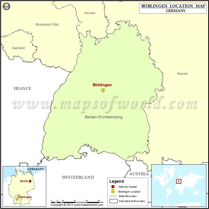 Where is Boblingen