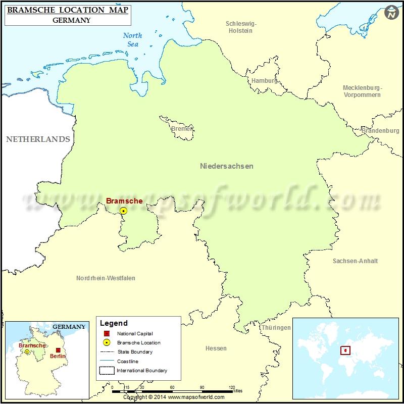 Where is Bramsche