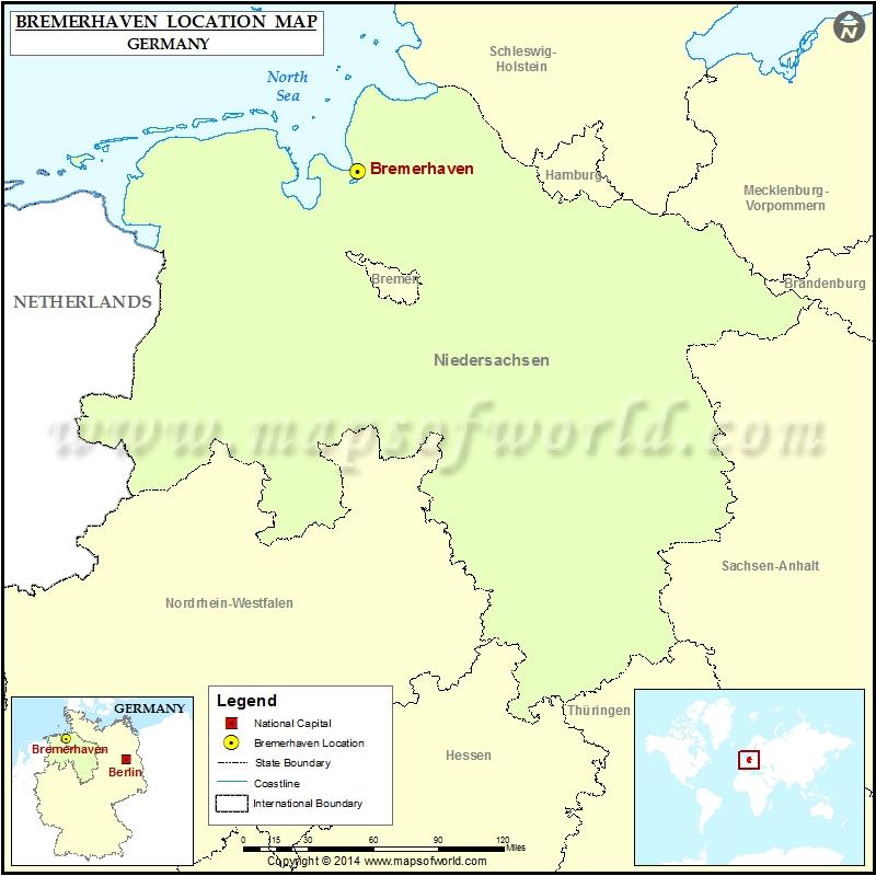 Where is Bremerhaven