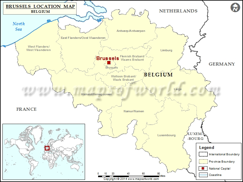 Where is brussels location of brussels in belgium map where is brussels gumiabroncs Choice Image
