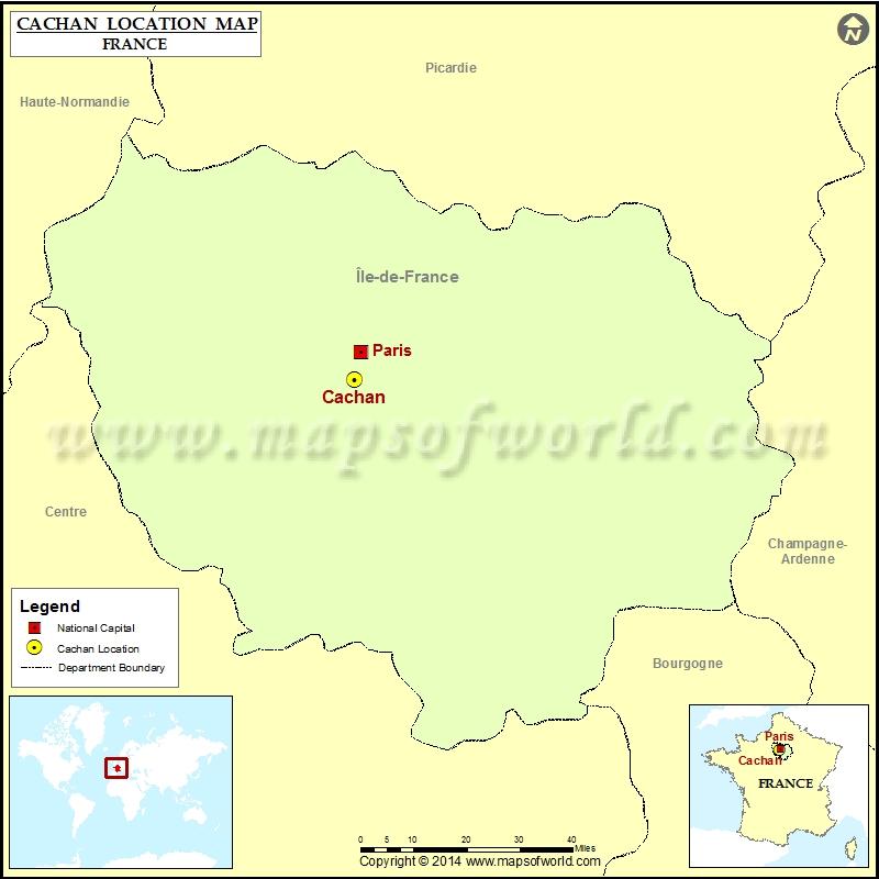 Where is Cachan