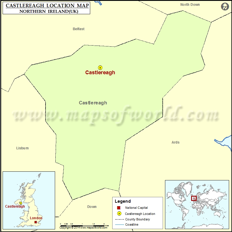 Where is Castlereagh