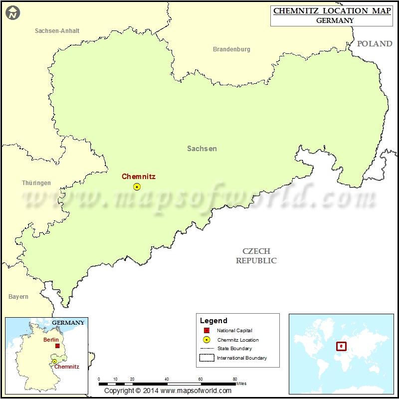 Where is Chemnitz