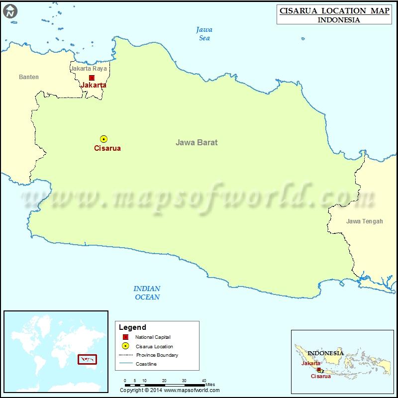 Where is Cisarua
