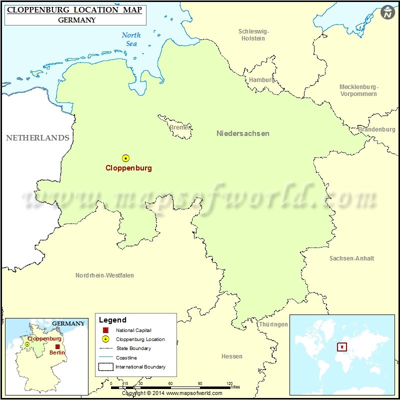 Where is Cloppenburg