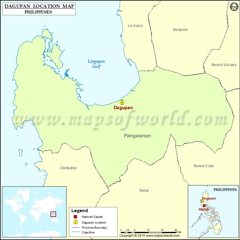 Where is Dagupan