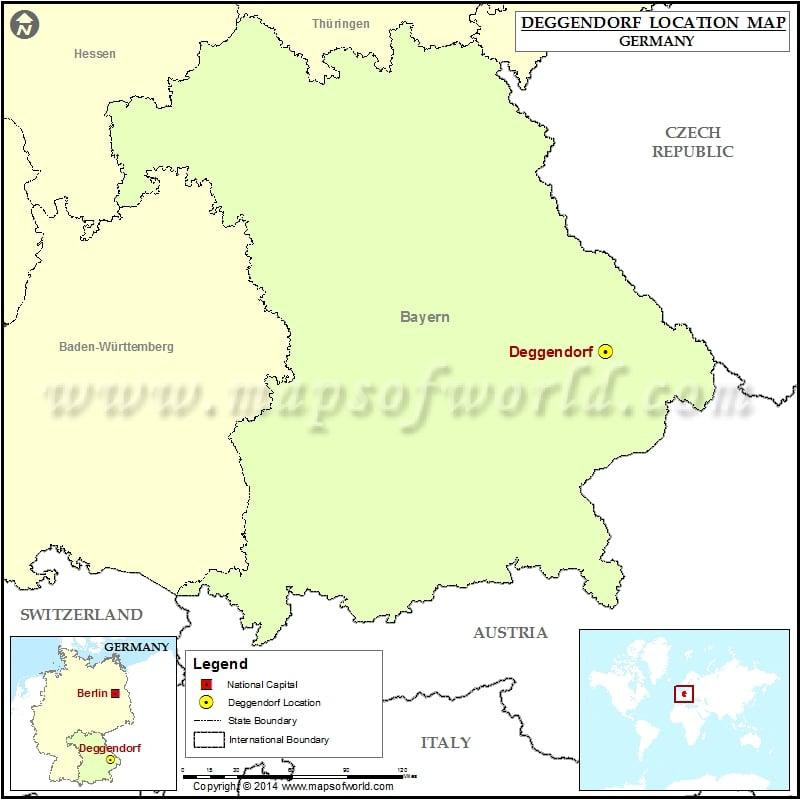 Where is Deggendorf