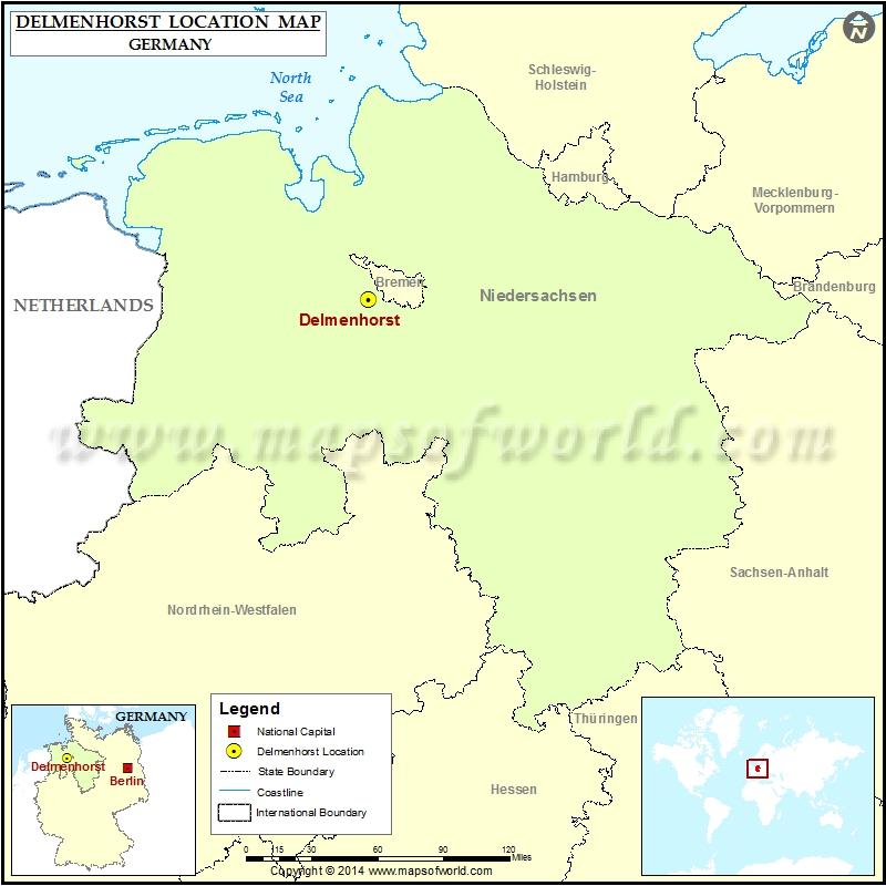 Where is Delmenhorst