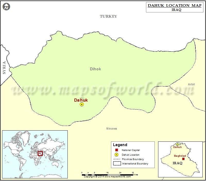 Where is Dohuk