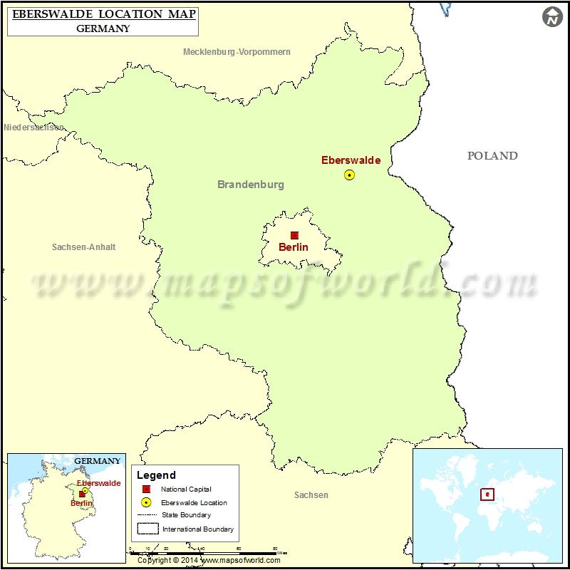 Where is Eberswalde