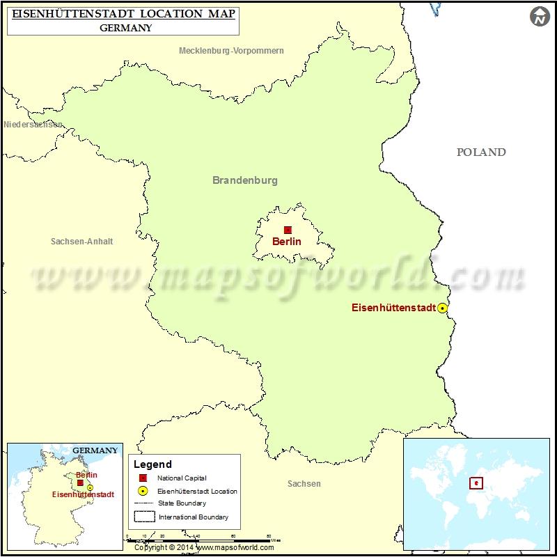 Where is Eisenhuttenstadt