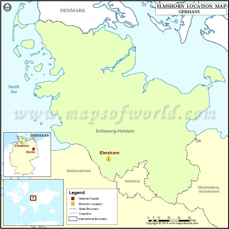 Where is Elmshorn