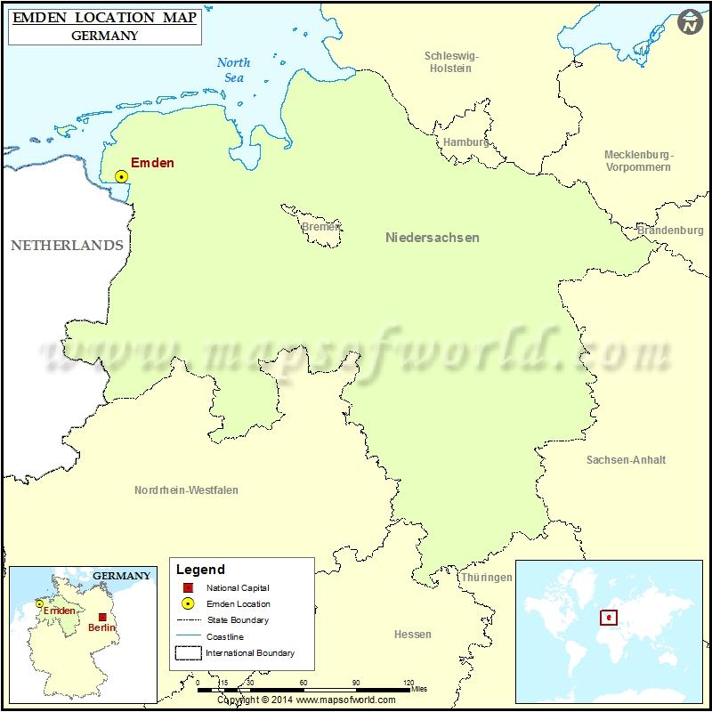 Where is Emden