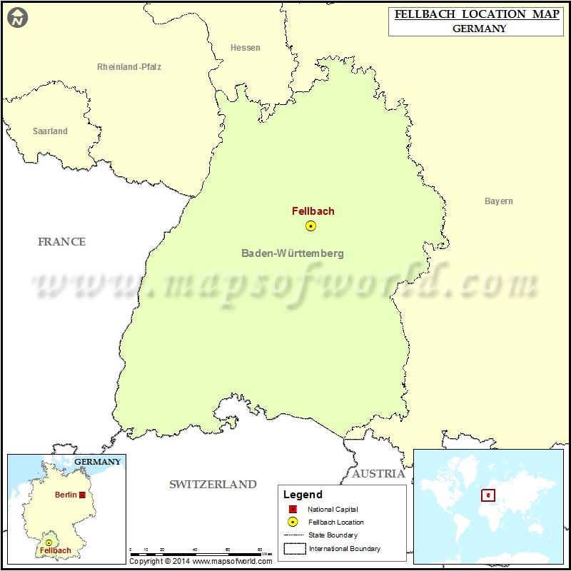 Where is Fellbach