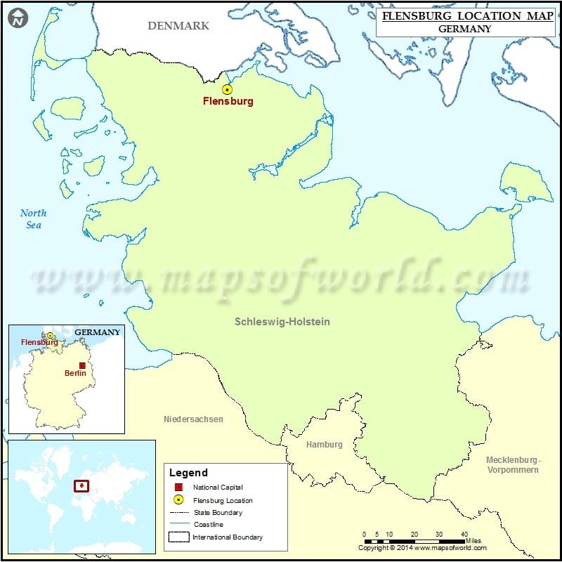 Where is Flensburg