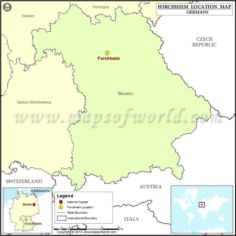 Where is Forchheim