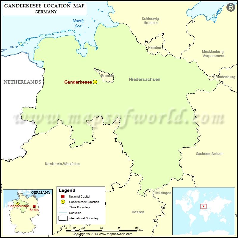 Where is Ganderkesee