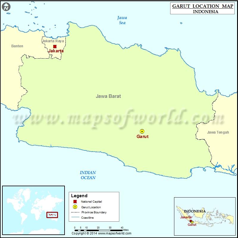 Where is Garut