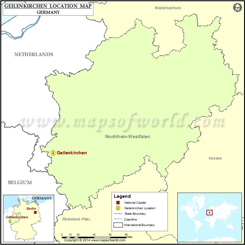 Where is Geilenkirchen