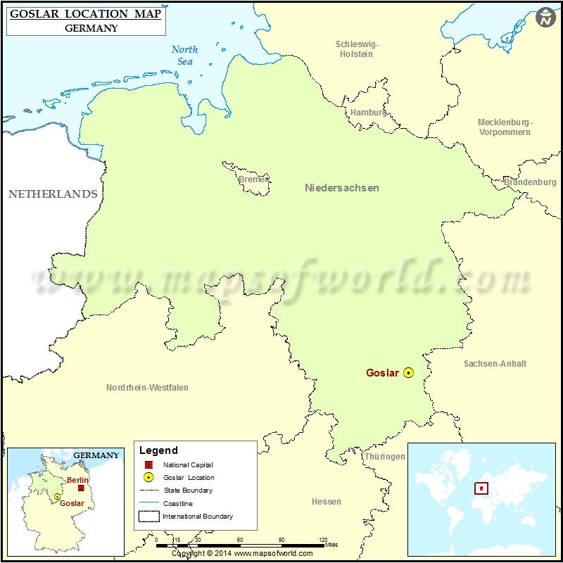 Where is Goslar