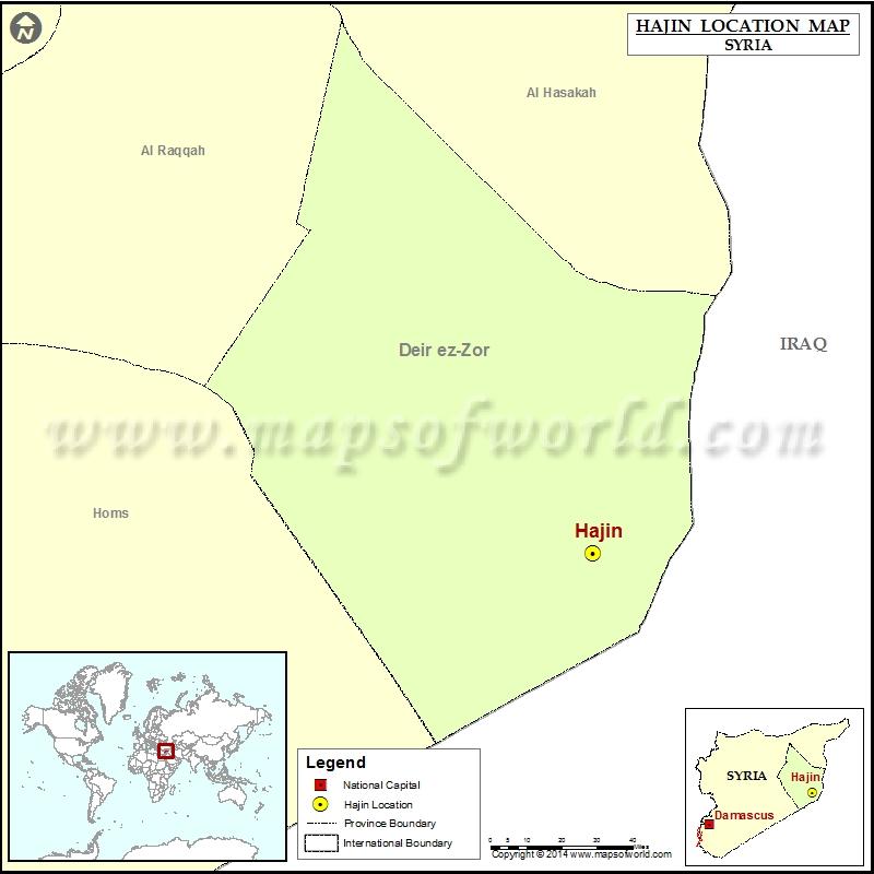 Where is Hajin