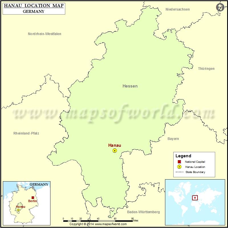 Where is Hanau