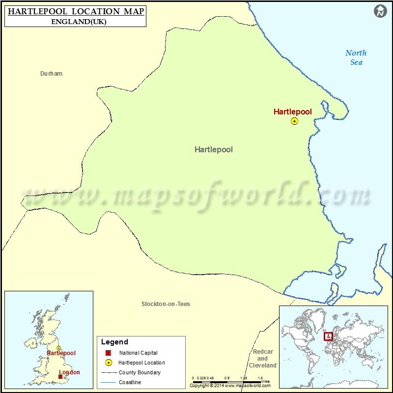Where is Hartlepool