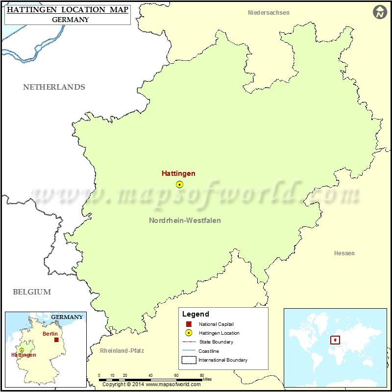 Where is Hattingen