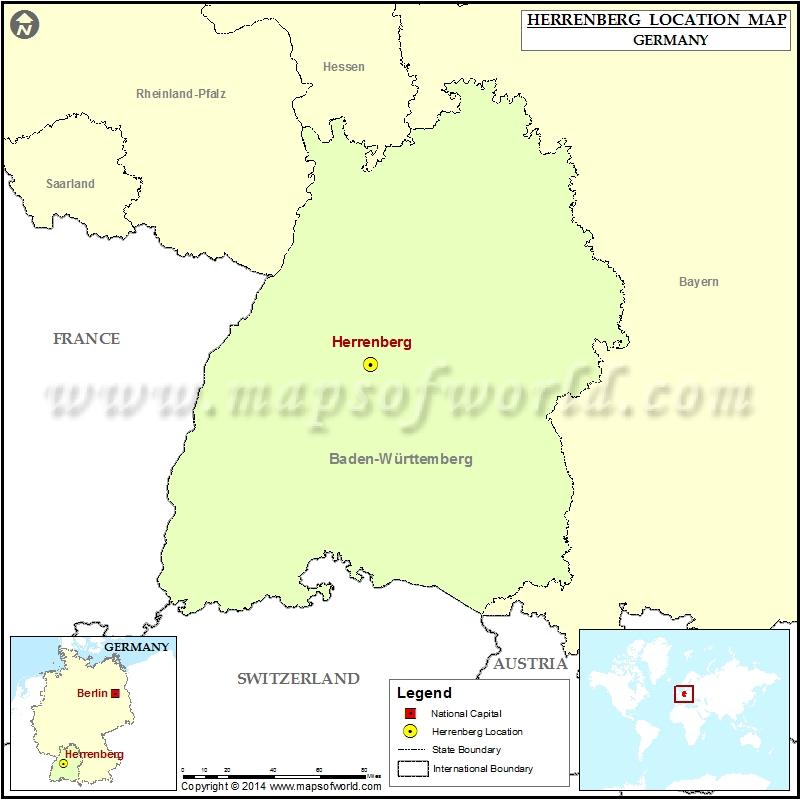 Where is Herrenberg