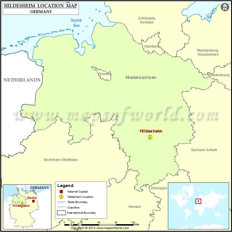 Where is Hildesheim