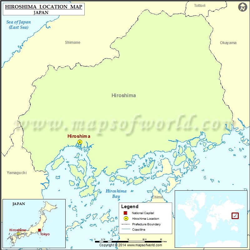 Where is Hiroshima
