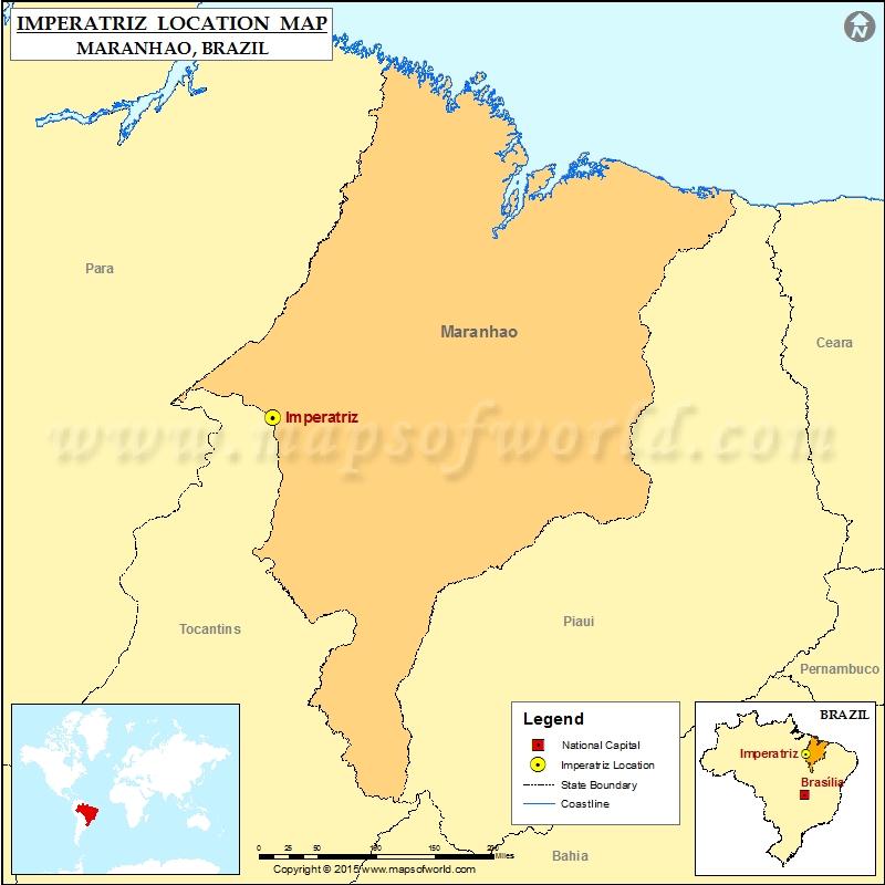 Where is Imperatriz
