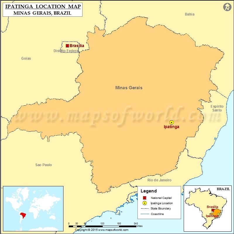 Where is Ipatinga